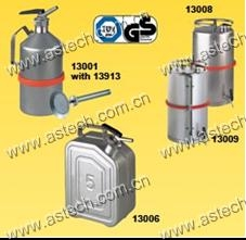 China material handling Products name:Stainless Steel Dispensing, Jerry Cans 13001/13002/13003/13006/13007No.:13001/13002/13003/13006/13007Brand:Justriteproduct standard: on sale