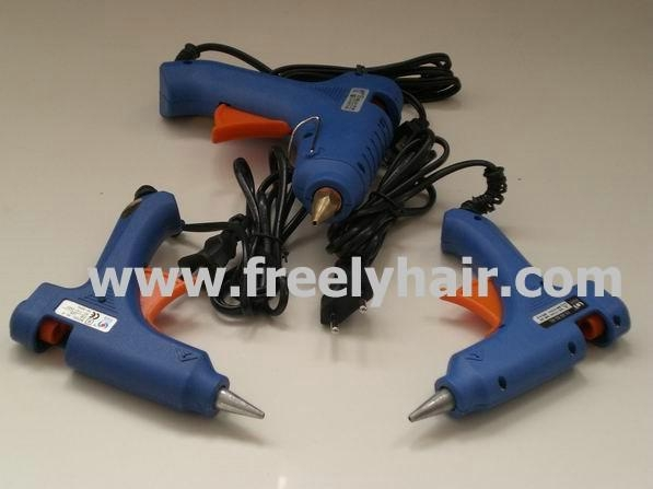China hair extension tools glue gun1
