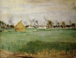 Impressionist(3830) Landscape_at_Gennevilliers