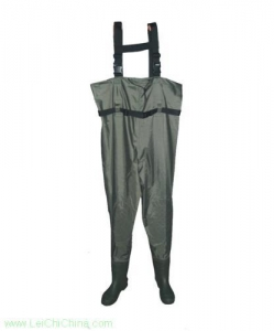 China Rubber Chest Waders W-006 on sale