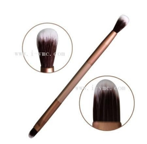 China good double ends eye shadow & concealer brush on sale