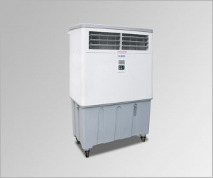 China 3500CMH Centrifugal Portable Evaporative air cooler MCB08-EQ on sale