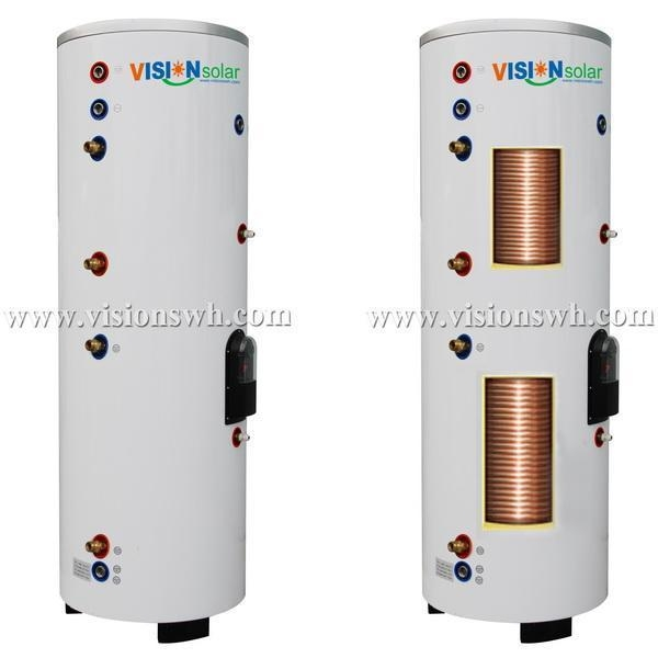 China Pressurized solar hot water storage tank VPT-SC