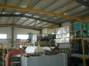 China Toilet Tissue Paper Machine on sale
