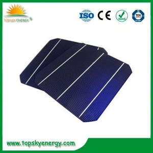 China 156mm*156mm 3BB Monocrystalline Solar Cell,cheap solar cell for sale on sale