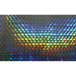 China Hologram Spangle Film With Glue (GL-HP6310) wholesale