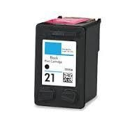 China 1 pack fully refilled HP 21 HP 21 (C9351AN) Black Ink Cartridge on sale