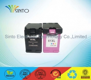 China Ink Cartridge HP 61BK/Colour on sale