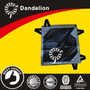 China Super Heavy Duty Silver Black Poly Tarps on sale