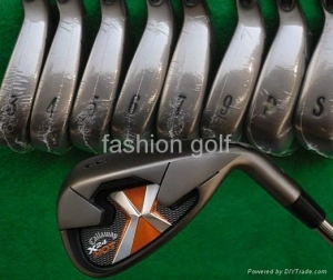 China Discount Callaway X-24 Hot Irons for Sale Golf Irons Set Clubs - China on sale