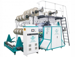 China GE2296 HIGH SPEED DOUBLE NEEDLE BAR WARP KNITTING MACHINE on sale