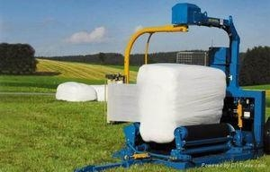 China silage stretch film for wrapping bale wraapping silage bales on sale