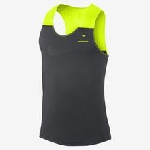 China T-shirts 2014 100%polyeater mens running tank top on sale