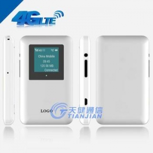 China Best 4G Modem LTE WiFi Wireless Router with SIM Card Slot on sale
