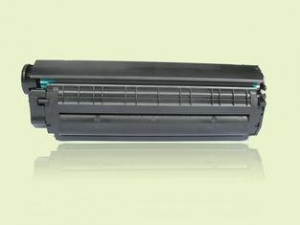 China 2612A 2200 Pages Yield HP Black Toner Cartridge For HP 3015 / 3020 / 3030 Printer on sale