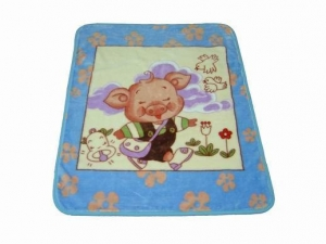 China fast moving blue pig on sale