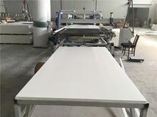 China white high density 18mm extruded pvc sheet for cabinet use on sale