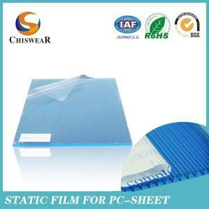 China self adhesive transparent film on sale