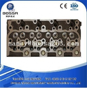 China Construction machinery parts Kubota engine cylinder head V1702 V1902 V1502V1402 V1462 on sale