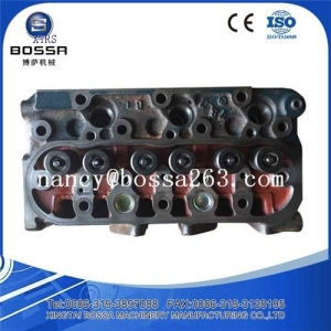 China Construction machinery parts Kubota engine cylinder head D1005 D1105 on sale