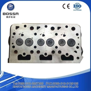 China Construction machinery parts Kubota engine cylinder head D600 D662 D722 Item:2016331144414 on sale