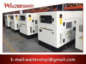 China Open generator set price list on sale