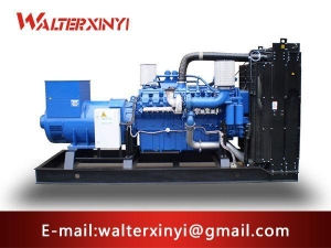 China 650kva MTU generator set on sale