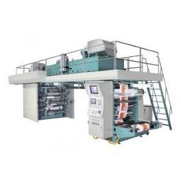 China CI Flexo Printing Machines GF Central Impression Flexographic Press on sale