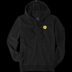 China Women's Life Is Good Go-To Zip Hoodie supplier