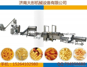 China Kurkure extruder/snacks food machine Kurkure/nianaks Line on sale