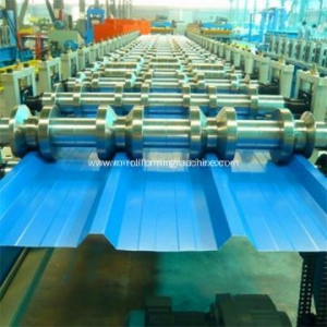 China Wall Panel Roll Forming Machine Light Weight Wall Panel Roll Forming Machine on sale