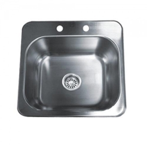 China TCH1516S DROP IN SINK/304 STAINLESS STEEL KITCHEN SINK on sale