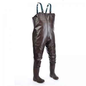 China Boot-Foot Chest Waders Waterproof Fishing Hunting Boot Waders on sale
