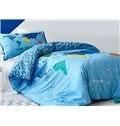 China Map of The World Print Kids 2-Piece Duvet Cover Set on sale
