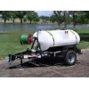 China Industrial Power Sprayer with Trailer for sale