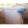 China Fiberglass Storage Tank Water Containers with Flat Tops for sale