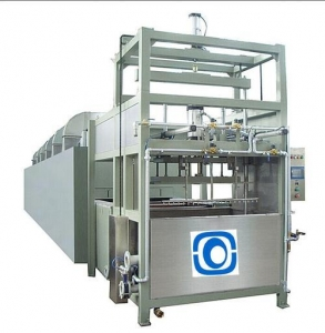 China Industrial Pulp Molding Machine on sale