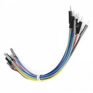 China PJWMF Male to Female Premium Jumper Wires on sale