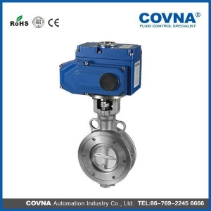 China electric gas shut off valve electric water valve on sale
