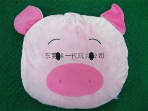 China Plush pig blanket on sale