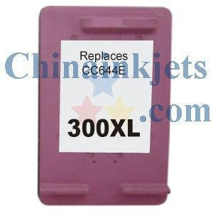 China Remanufactured HP 300XL(CC641EE) Colour Inkjet Cartridge on sale