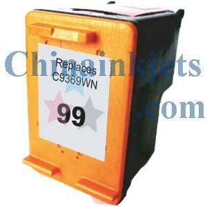 China Remanufactured HP 99(C9369WN) Colour Inkjet Cartridge on sale