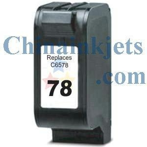 China Remanufactured HP 78(C6578) Colour Inkjet Cartridge supplier