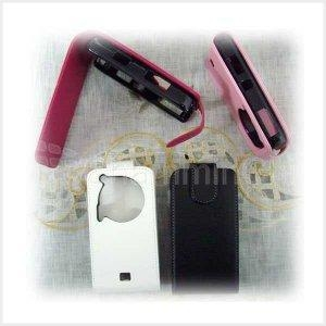 China FOR IPHONE 3G/3GS mobile phone leather case for Samsung M8910 ccc 147 on sale