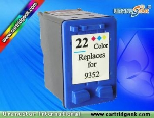 China HP 22 Ink Cartridges on sale