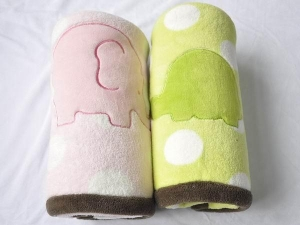 China Cute Elephant Blanket on sale