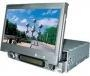 China Car Entertainment Products 7 inch Single Din In-dash Motorized TFT LCD Monitor/TV on sale