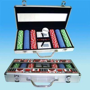 China Poker Chips Case - Item Number:PO101 on sale