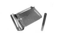 China Hospital Hollowares TABLET COUNTING TRAY on sale