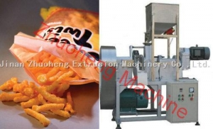 China Kurkure Processing Line on sale